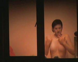 spionage auf meine heisse nachbarin nackt