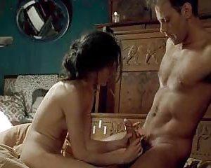 Berühmtheit Sex-Szenen Vintage Film Gezwungen