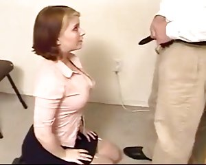 Heiße Büro Sekretärin Lesben