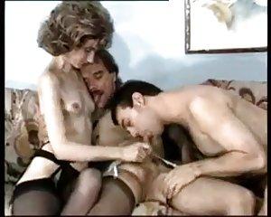 Muschi Bisexuell Mmf Essen Dreier Amateur