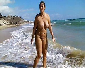 Strand nackt männer am Männer Nackt